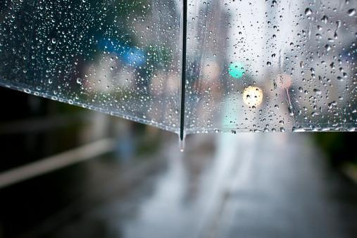雨にも負けず☔︎